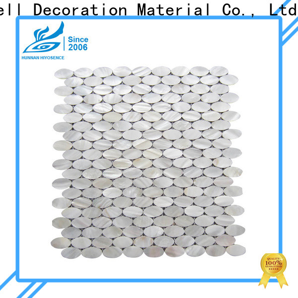 high quality shell mosaic mirror with good price for hotel