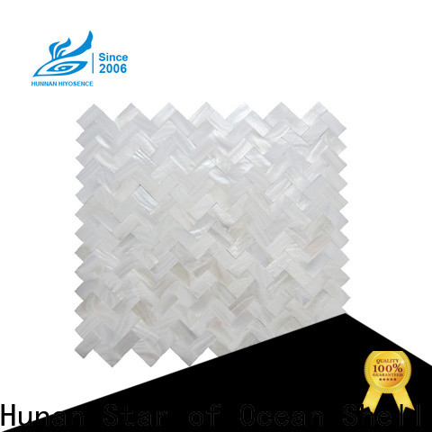 stable quality mother of pearl mosaic bathroom tiles overseas market for decoration