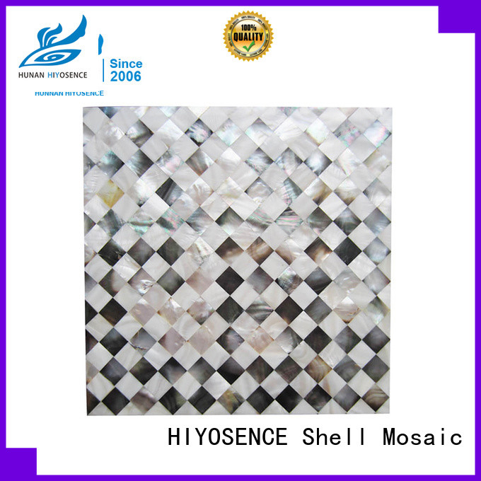 stable quality shell panel customized