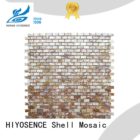 widely used shell tile marketing