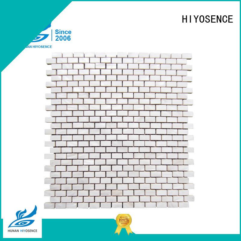 HIYOSENCE mosaic on concrete overseas market for living room