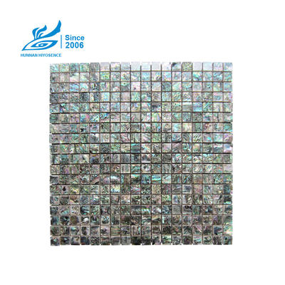 Abalone Shell Composite Tile HY1032 15X15X8MM