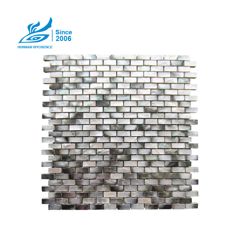 Brick Shell Composite Tile HY1014 10X25X8MM
