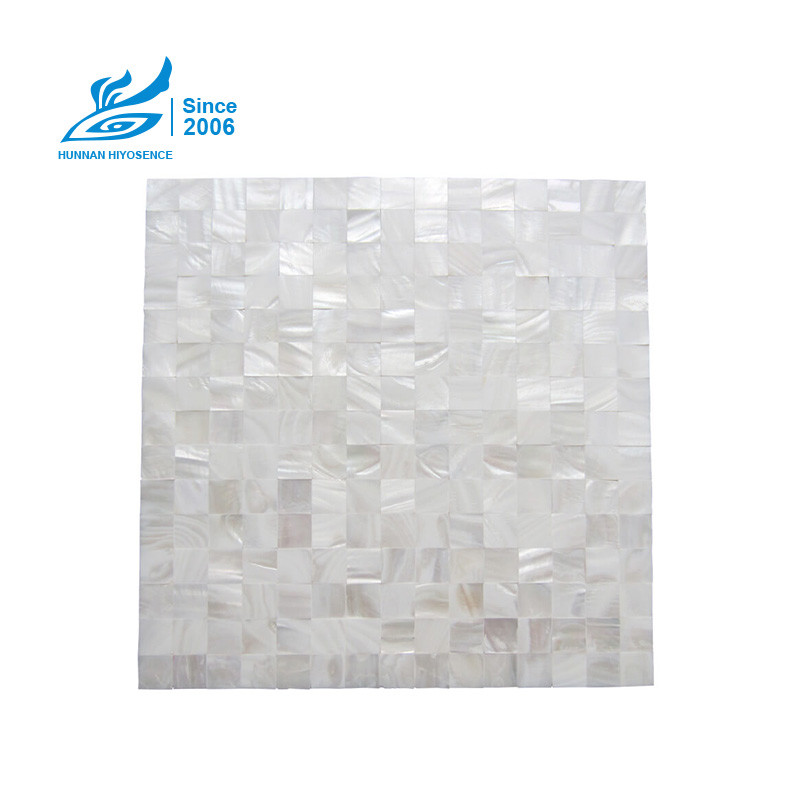 Shell Mosaic Tiles CA001WS 20X20X2MM