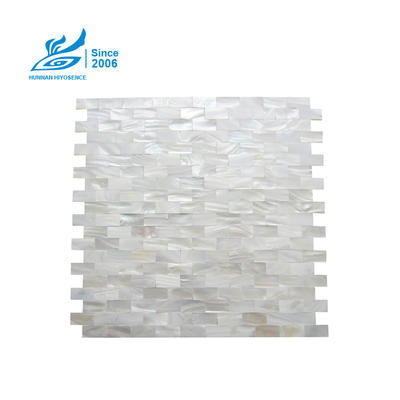 Brick Mother Of Pearl Tiles A1036-1037WS 15X30X2MM