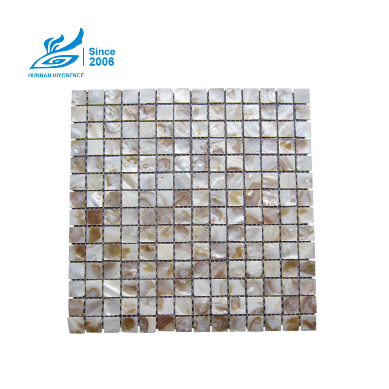 Mother Of Pearl Tiles CA002 20X20X2MM