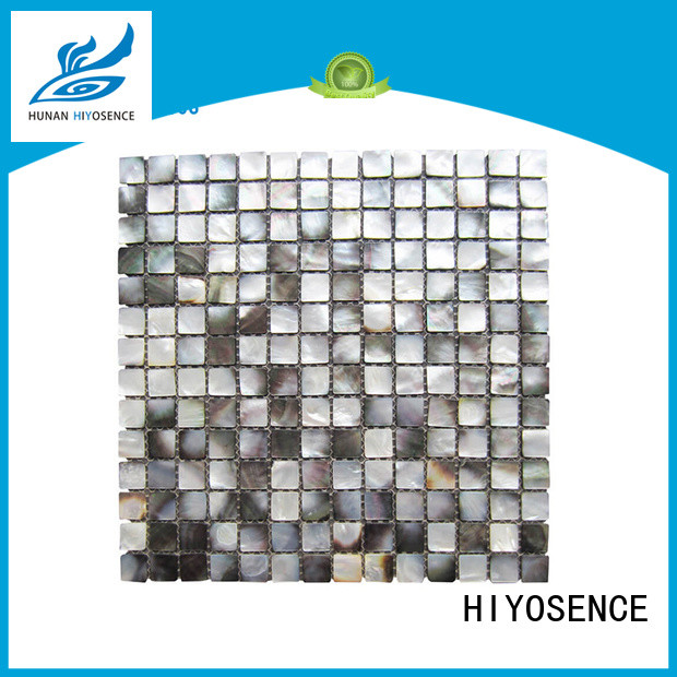 HIYOSENCE mother of pearl wall tiles overseas market