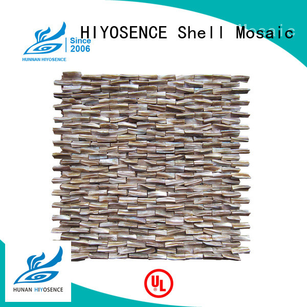 fashion white pearl shell tile with good price for hotel