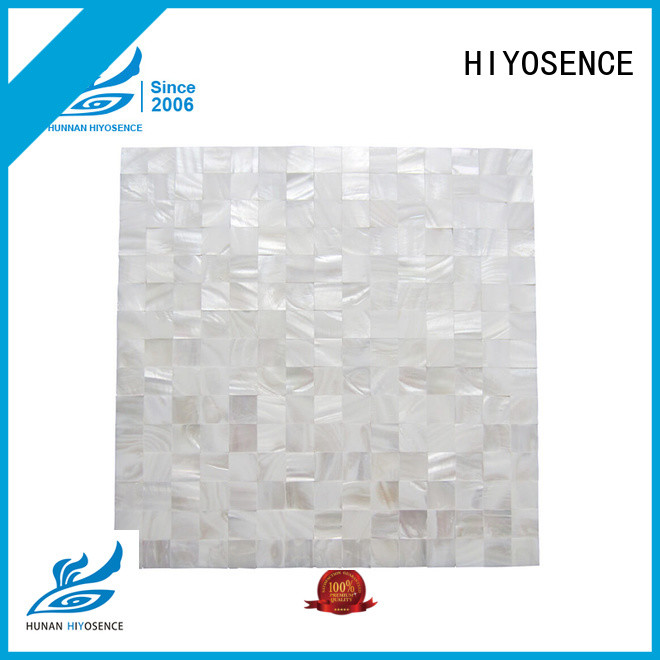 durable shell mosaic without joint factory price