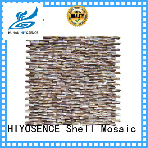 mother of pearl glass mosaic tile