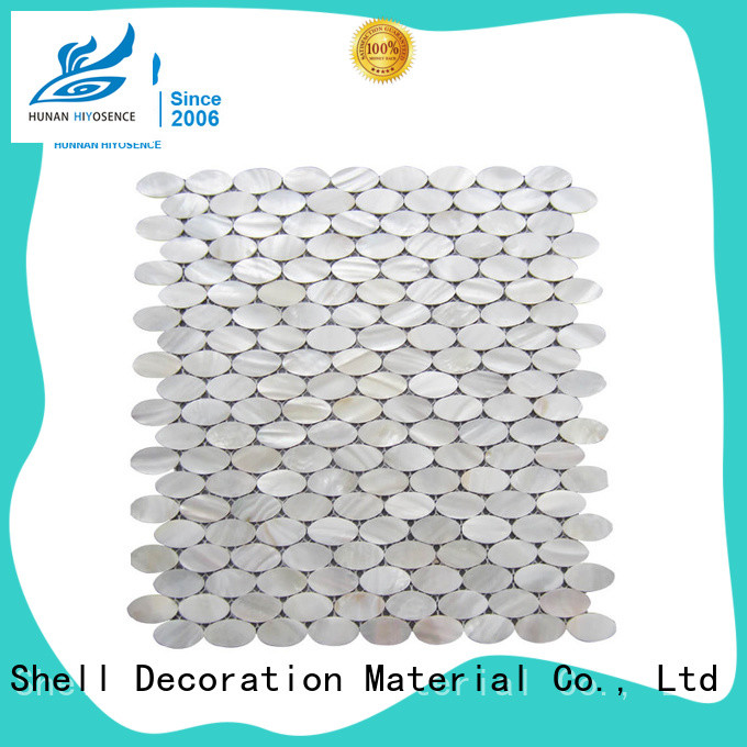 inexpensive seashell mosaic with good price for toilet