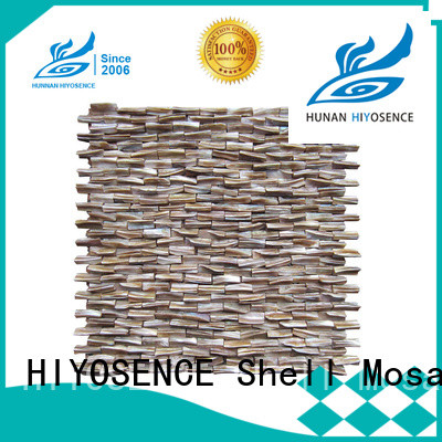 high quality pearl white backsplash tile marketing for decoration