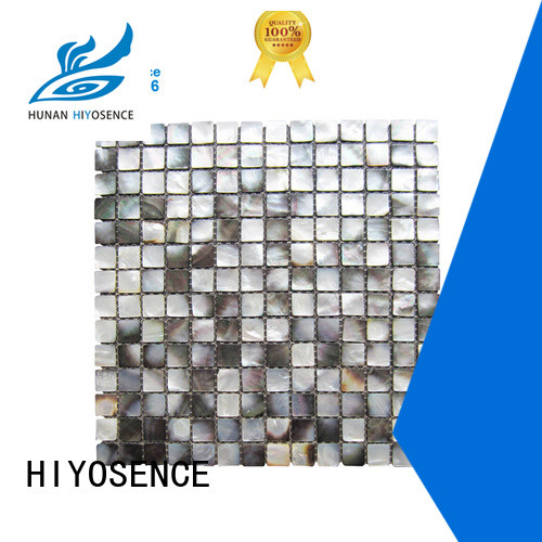 fashion design pearl shell mosaic tile marketing for hotel