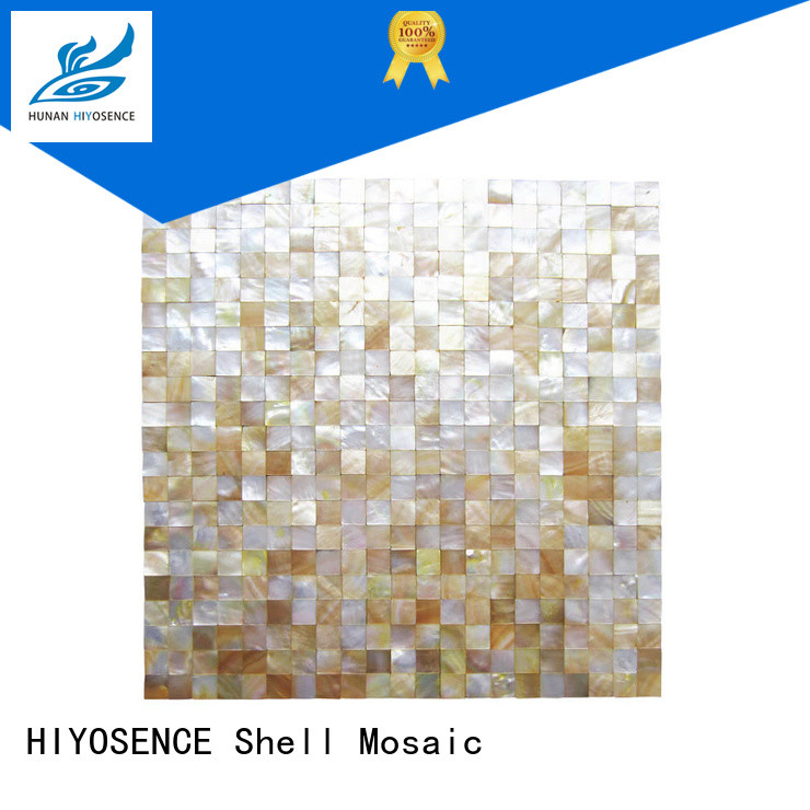 affordable price Oval mother of pearl tiles with good price for hotel