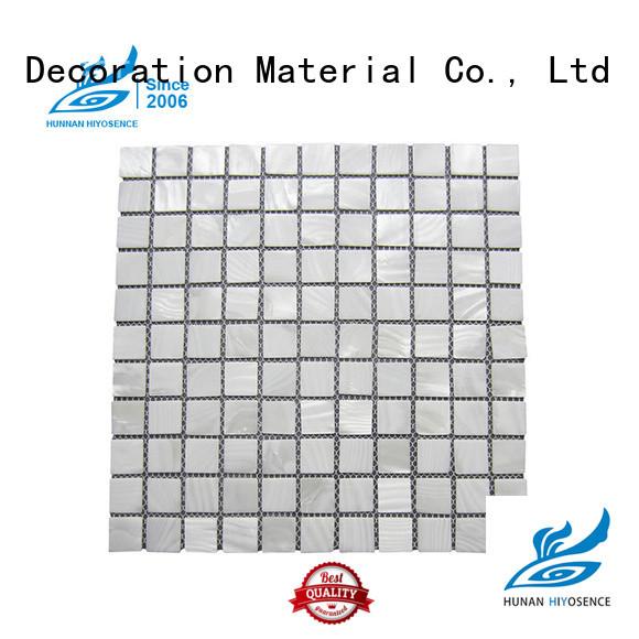 shell tile overseas market HIYOSENCE