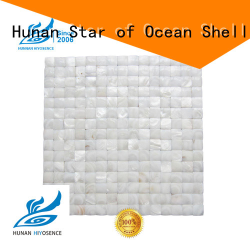 advanced technology mother of pearl penny tile marketing