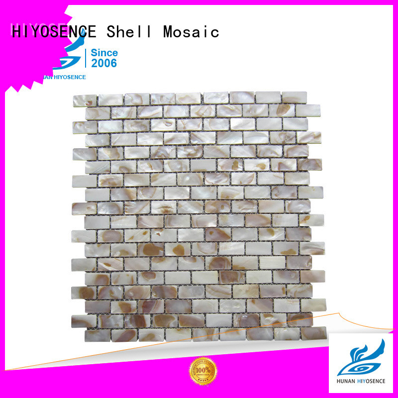 luxury seashell tile with good price for toilet
