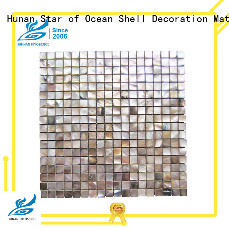 stable quality pearl white mosaic tiles marketing for decoration
