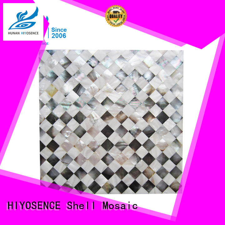 fashion design shell panel customized for hotel