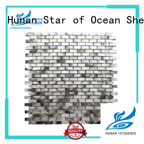 affordable price pearl white mosaic tiles overseas market for swimming pool