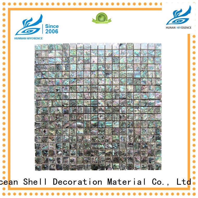 HIYOSENCE mosaic on concrete overseas market for decoration