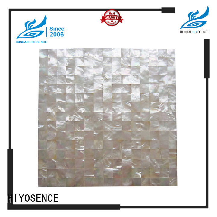 natural shell panel supplier for hotel