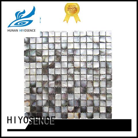 HIYOSENCE inexpensive shell tile marketing for toilet