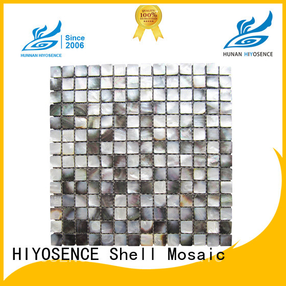 HIYOSENCE inexpensive shell mosaic with joint marketing