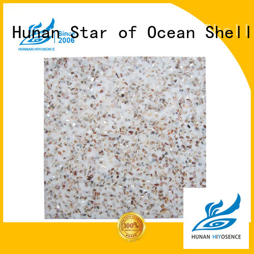 high quality mother of pearl splashback factory price for swimming pool