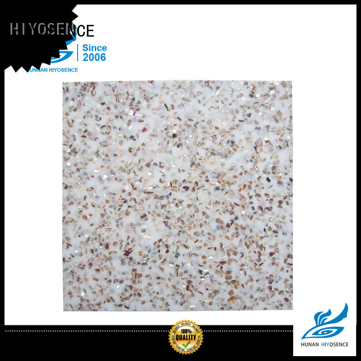 fashion design mosaic on concrete overseas market for living room
