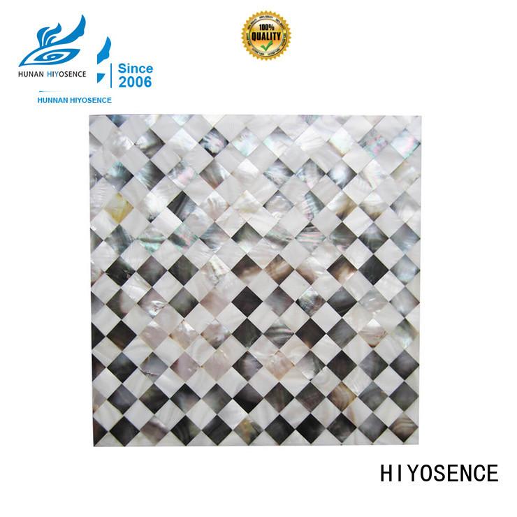 advanced technology shell tile backsplash factory price for decoration